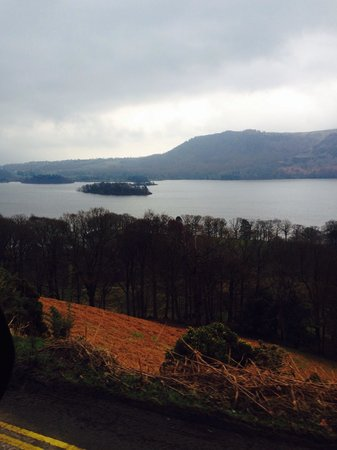 The Langstrath Country Inn: From Cat Bells