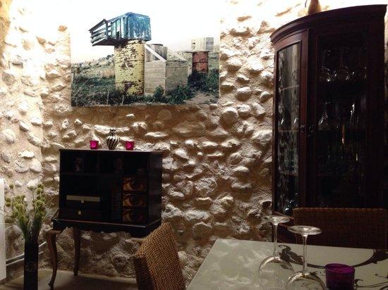 Casa Taino: Comedor