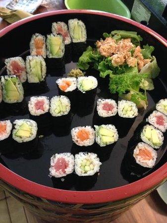 Yamato Sushi Bar : maki