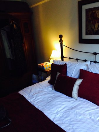 The Langstrath Country Inn: Our room