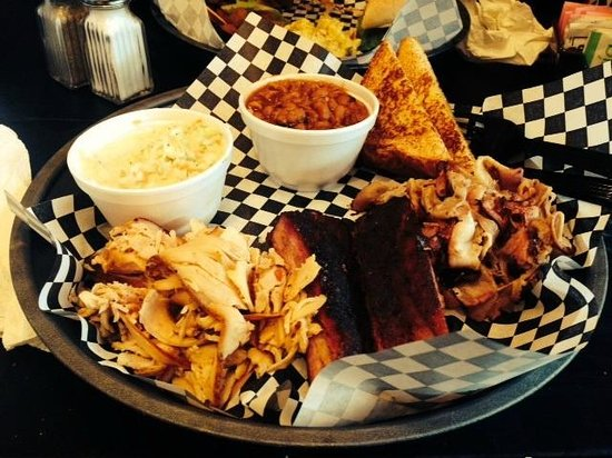 Smokie's BBQ: Guess this is the Before