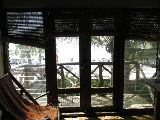 Los Cobanos Village Lodge: View of the beach