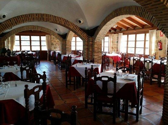 Alahuar Hotel: Comedor