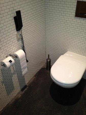 Son Brull Hotel & Spa: Old toilet room