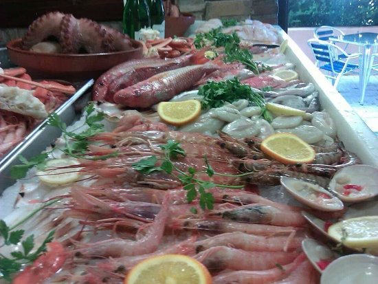 Cerveceria La Coquina: the best seafood in town
