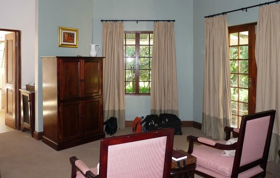 Jatinga Country Lodge: Un peu vieillot...