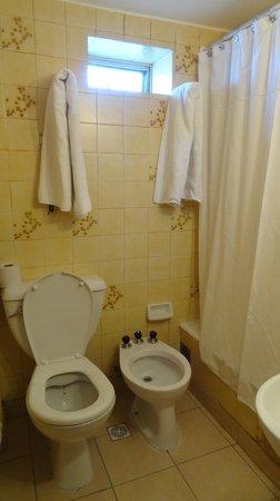 Grand Hotel Bariloche: baño