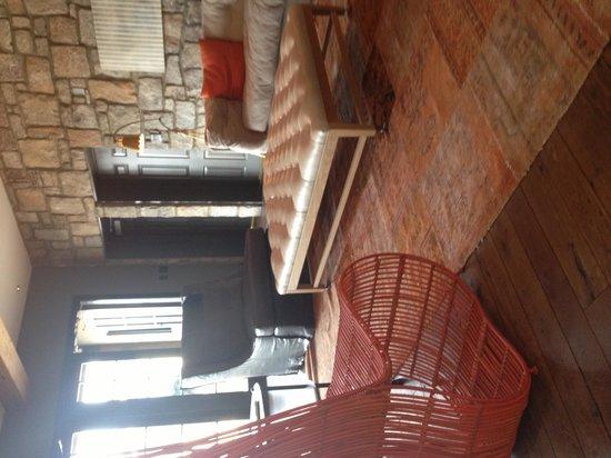 Hotel Domestique : Sitting area