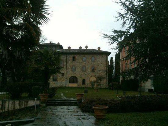 Hotel Castello Di Casiglio: our first impression