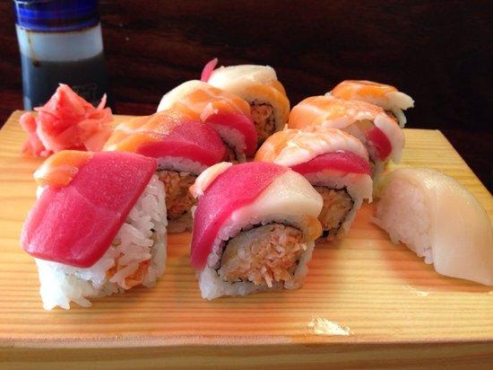 Sushi Red: Sushi perfection!