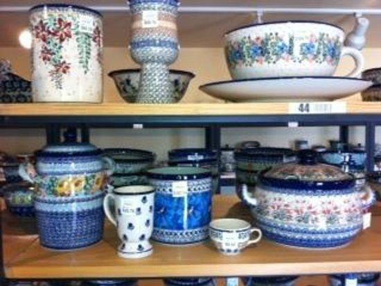 Picture Of Polmedia Polish Pottery