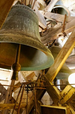 Clocher Observatoire : Vue depuis l'escalier