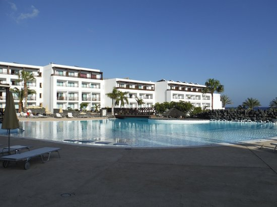 Hesperia Lanzarote : Top Pool