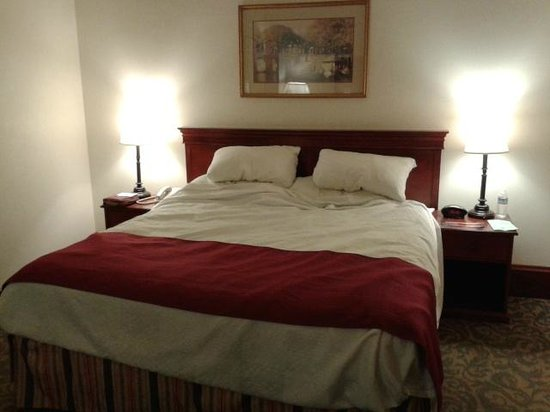 Best Western Plus Pioneer Square Hotel: Bed