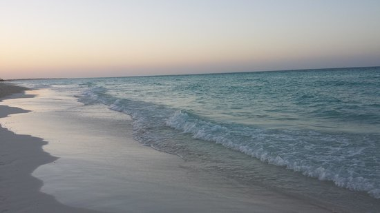 Grand Palladium Colonial Resort & Spa: Beautiful end of a perfect day