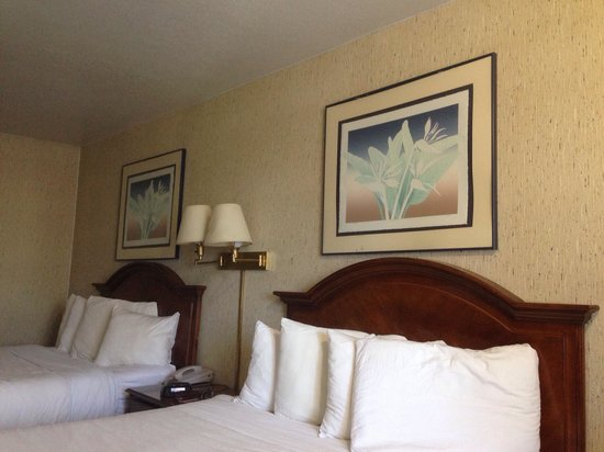 Ramada Vallejo Near Six Flags Discovery Kingdom: So clean and neat