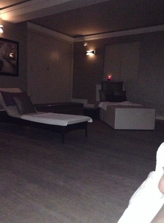 Christchurch Harbour Hotel & Spa: Relaxation room