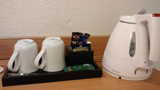 Novotel London Waterloo: Tea/coffee