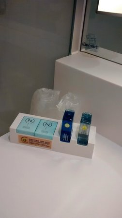 Novotel London Waterloo: Toiletries