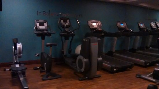 Novotel London Waterloo: Gym/leisure