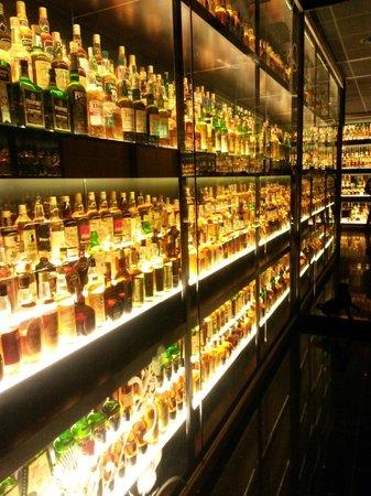 The Scotch Whisky Experience: la plus grande collection de whisky au monde
