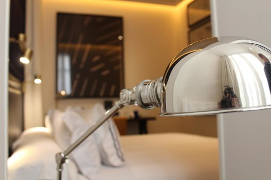Only YOU Boutique Hotel Madrid: Bed Room