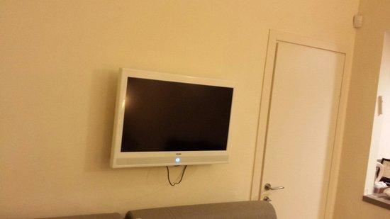 Kinar Galilee Hotel : Tv plasma
