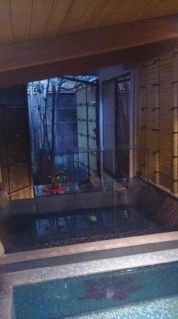Shoheiso: 部屋の露天風呂2