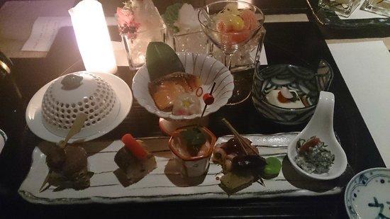 Shoheiso: 前菜