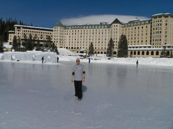 Lake Louise: Le chateau Fairmont