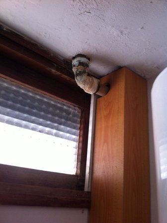 Las Arenas Apartamentos: Part off the boiler