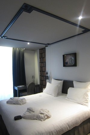 Hôtel Mademoiselle : such a comfy bed