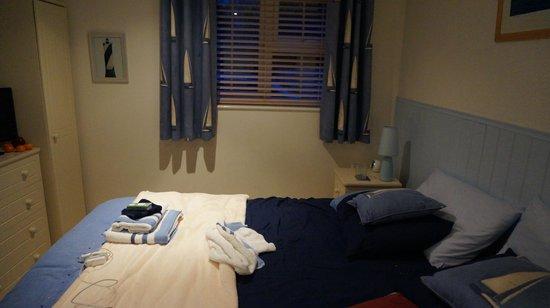 Norton Cottage Bed and Breakfast: Solent Room