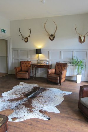 Brooks Hotel Edinburgh: beautiful lounge room