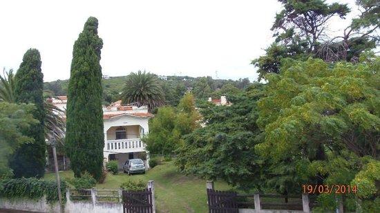 Select Hotel Piriapolis: vista desde la habitacion