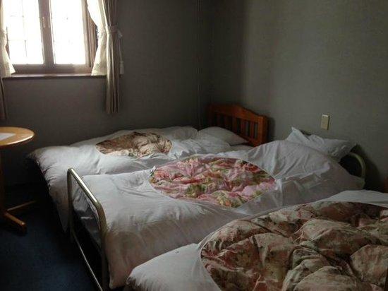 Ikenotaira Hotel Saison: トリプルルーム