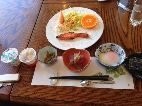 Ikenotaira Hotel Saison: 朝食
