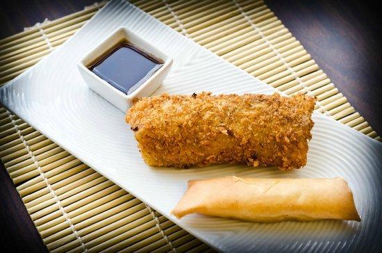Mayasari Indonesian Grill: Rissole and Eggroll