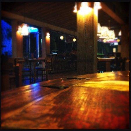 Soho Diner: The restaurant...