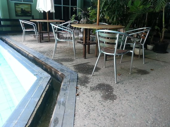 Hotel Karthi: very disappointed