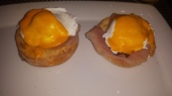 No Ten Manchester Street : lovely Breakfast