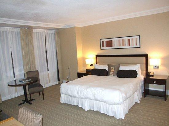 Raffaello Hotel: Room