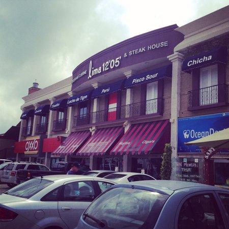 Lima 12 05 Peruvian Cuisine & Steak House: Genial lugar!!