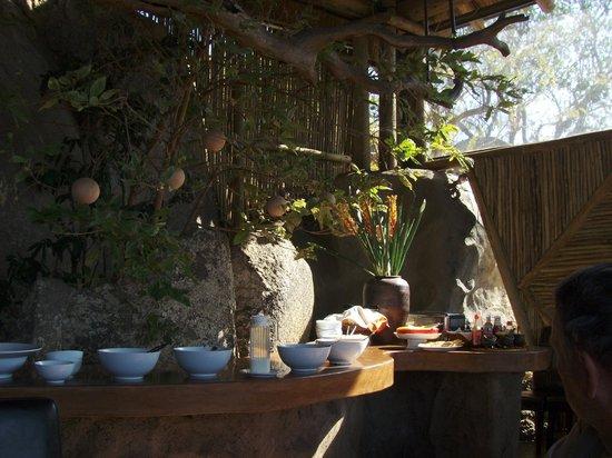 Manyatta Rock Camp : Jedes Detail stimmt