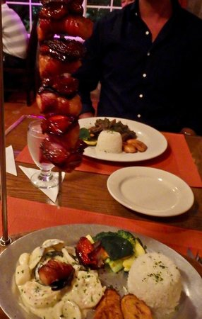 Gostoso : Espetada a la Marinera, Gosotoso Restaurante, Aruba