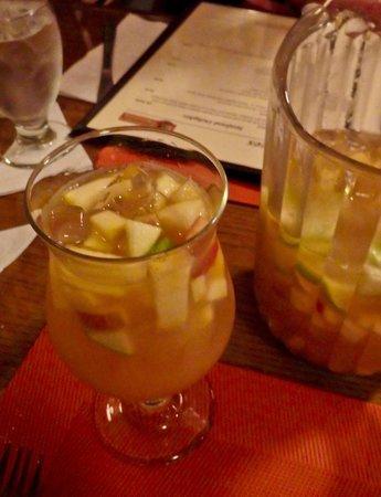 Gostoso : White Sangria, Gosotoso Restaurante, Aruba