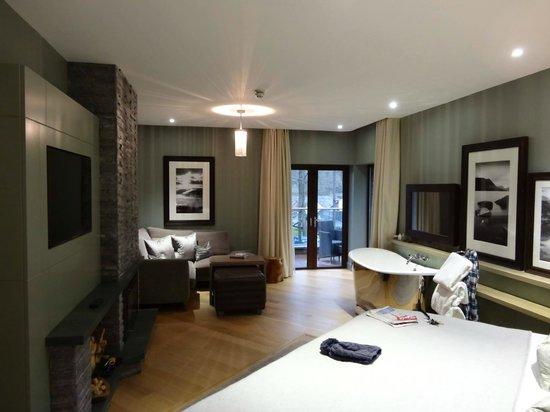 Brimstone at Langdale: Beautiful room