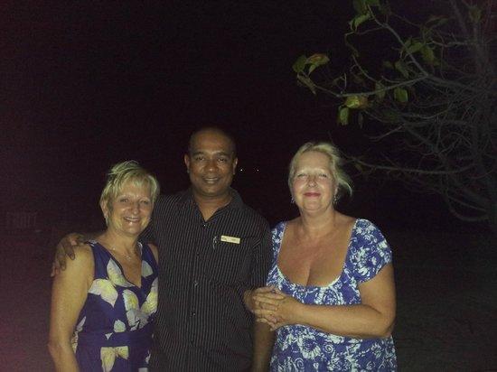Ellaidhoo Maldives by Cinnamon : Ivor manager