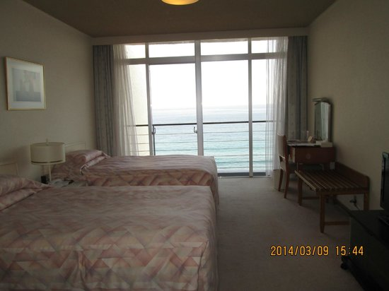 Shimoda Prince Hotel : 広々としたお部屋