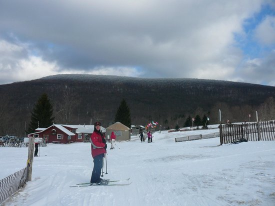 Canaan Village Inn: xc ski area nearby